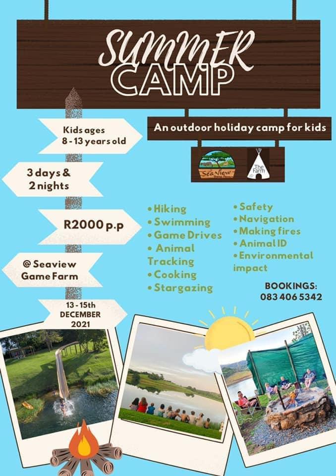 summer camp local first